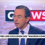 Bruno Retailleau (LR) - revirement d?Emmanuel Macron : Jupiter recule, Jupiter hésite