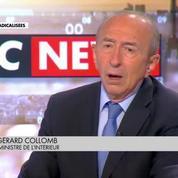 Migrants, sécurité, radicalisés : Gérard Collomb s'exprime