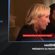 Zapping : les premières réactions après le congrès à Versailles