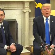 Le Premier ministre libanais reçu à la Maison blanche par Donald Trump