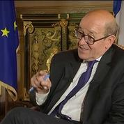 Jean-Yves Le Drian : Le départ de Bachar n'est pas la solution