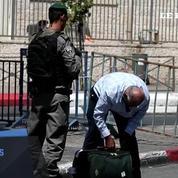 Jérusalem sous haute sécurité après la mort de deux policiers israéliens
