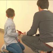 Emmanuel Macron lance le plan autisme