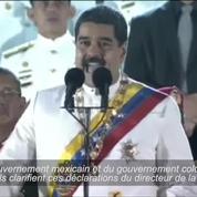 Venezuela: Maduro est persuadé que la CIA prépare un complot contre lui