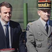 Qui est le général Pierre de Villiers, le chef d'état-major des armées qui a démissionné ?