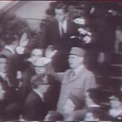 De Gaulle au Québec en 1967: «Vive le Québec libre!»