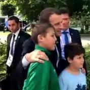 Macron : une communication cadenassée ?