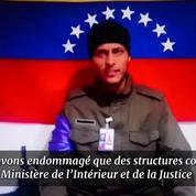 Vénézuela : un pilote revendique l'attaque de bâtiments officiels avec un hélicoptère