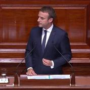 Macron à Versailles : «La France n'est pas un pays qui se réforme»