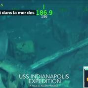 Le navire de guerre USS Indianapolis enfin retrouvé, 72 ans après avoir été torpillé