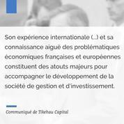François Fillon fera de la finance à la rentrée