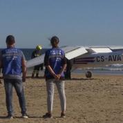 Portugal : l'atterrissage d'urgence d'un avion fait deux morts