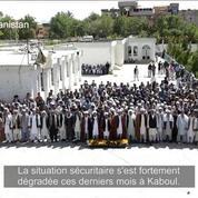 Kaboul : les chiites enterrent leurs morts après l'attentat
