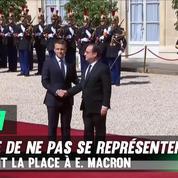 François Hollande a 63 ans : retour son évolution physique (vidéo)