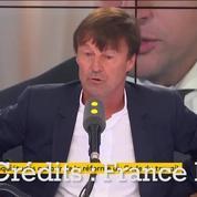 Nicolas Hulot a voté Benoît Hamon au premier tour de la présidentielle