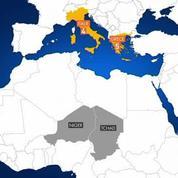 Sommet à l'Elysée sur la crise migatoire
