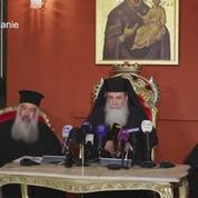 Theophilos III rejette la loi sur la vente des biens de l'Eglise