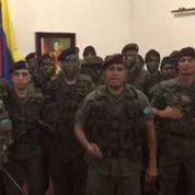 Venezuela : soulèvement dans une base militaire