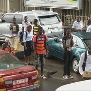 Sierra Leone: une minute de silence observée en plein centre de Freetown