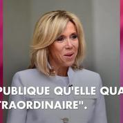Brigitte Macron répond aux critiques sur sa différence d'âge avec Emmanuel Macron