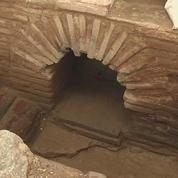 Les vestiges d'un quartier antique surgissent dans le sud-est de la France