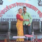 Premier mariage transgenre au Népal