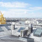 A l'Opéra de Paris, les abeilles ont livré leur miel