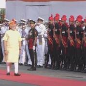 L'Inde montre les dents face aux défis sécuritaires