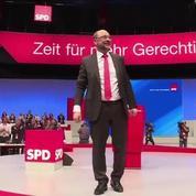 Allemagne : Martin Schulz tente le tout pour le tout