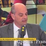 Classes dédoublées : Jean-Michel Blanquer annonce environ 4000 postes supplémentaires