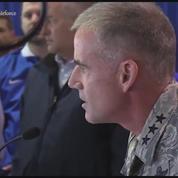 Racisme : le discours coup-de-poing d'un général américain