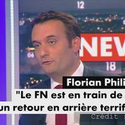 Démission de Florian Philippot du FN : l'aboutissement d'une semaine de crise