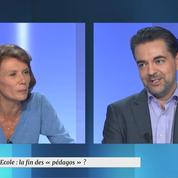 Guillaume Perrault : «Pas de mission plus difficile que d'être ministre de l'Éducation nationale»