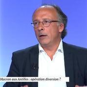Yves Thréard : «On joue gros sur ce genre de choses»