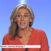 Anne Fulda sur Emmanuel Macron : «Il estime que dans son domaine il dit ce qu'il veut»