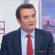 Démission de Florian Philippot du FN : les réactions
