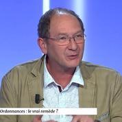 Hervé Nathan : «Dans la réforme du code du travail, Emmanuel Macron est arrivé à diriger les syndicats»