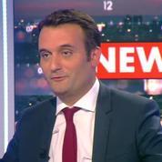 Florian Philippot : Le FN est en train de faire un retour en arrière terrifiant