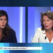 Front national : «Marine Le Pen garde le leadership»