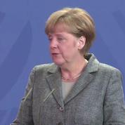 Allemagne : l'indéboulonnable Angela Merkel