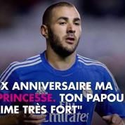Karim Benzema : rare photo de sa fille Mélia sur Instagram
