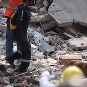 Le séisme de Mexico a fait d'important dégats