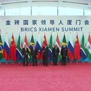 Les dirigeants des cinq puissances du Brics se réunissent en Chine