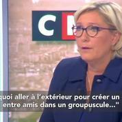 Marine Le Pen : Si Philippot refuse de choisir je choisirais pour lui