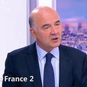 Pierre Moscovici prône une dette publique autour de 1,3%