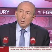 Pour Collomb, la PMA pose «un certain nombre de problèmes»