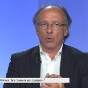 Yves Thréard : «Emmanuel Macron est un vrai dur»