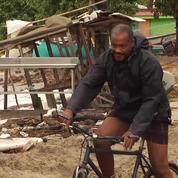 En Martinique, l'ouragan Maria fait moins de dégâts que prévu