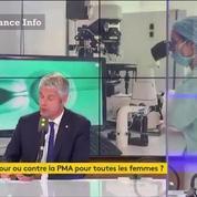 Laurent Wauquiez: la PMA amène