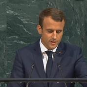Emmanuel Macron à l'ONU : l'accord de Paris «ne sera pas renégocié»
